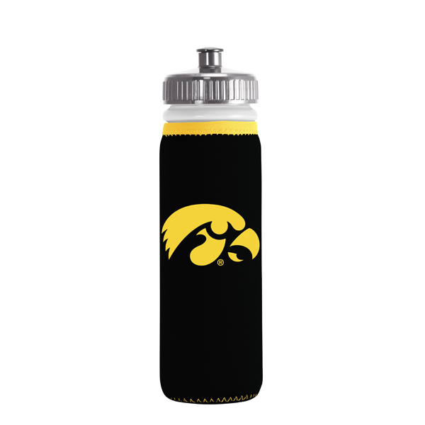 Iowa Hawkeyes Van Metro Water Bottle