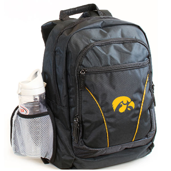 Iowa Hawkeyes Stealth Backpack II
