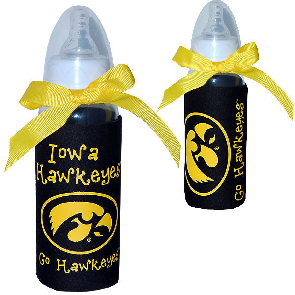 Iowa Hawkeyes Infant Bottle