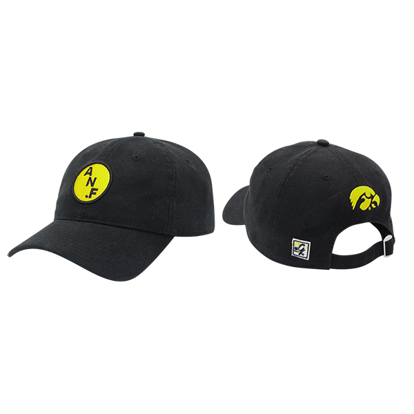 Iowa Hawkeyes ANF Unstructured Cap