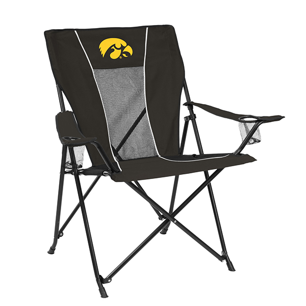 Iowa Hawkeyes Gametime Chair