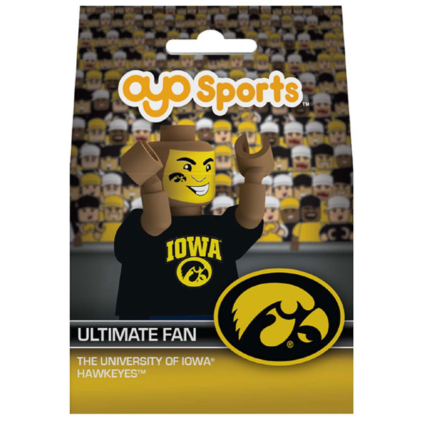 Iowa Hawkeyes Ultimate Fan