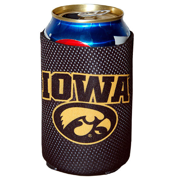 Iowa Hawkeyes Iowa Coozie