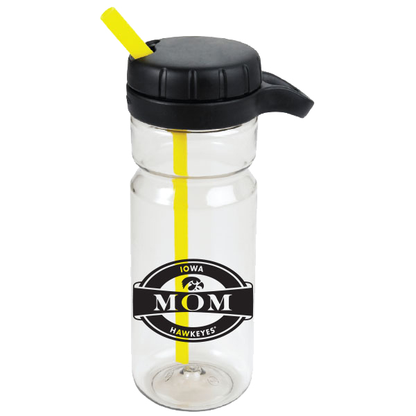 Iowa Hawkeyes OXO Mom Twist Bottle