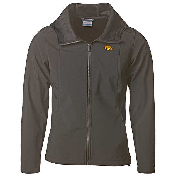 Iowa Hawkeyes Women's Kruser Ridge Softshell Jacket