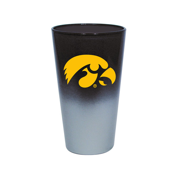 Iowa Hawkeyes Mixing Glass
