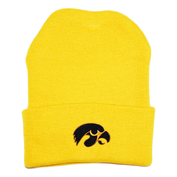 Iowa Hawkeyes Newborn Stocking Cap