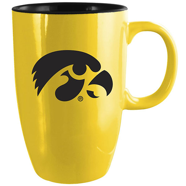 Iowa Hawkeyes Tall Mug