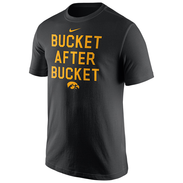 Iowa Hawkeyes Buckets Tee