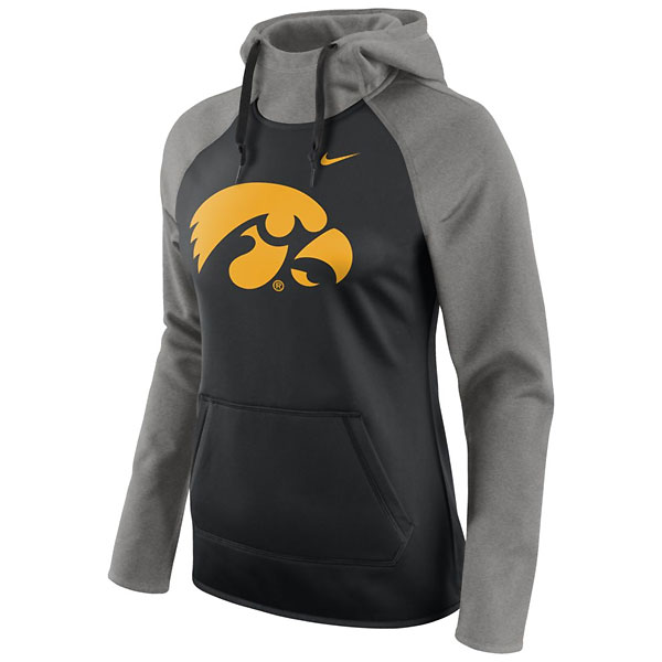 Iowa Hawkeyes Women's Tailgate All Time Hoodie
