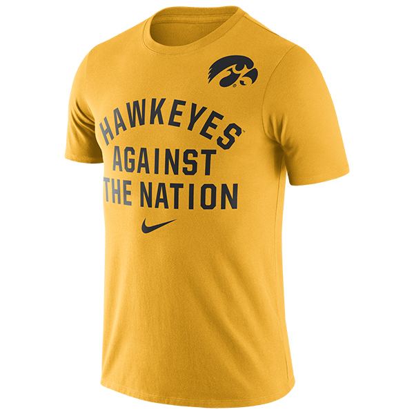 Iowa Hawkeyes Rally Tee