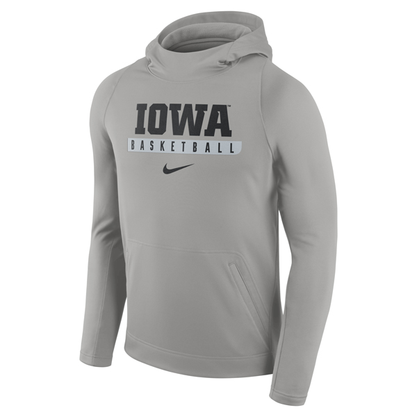 Iowa Hawkeyes Basketball Performance Hoodie
