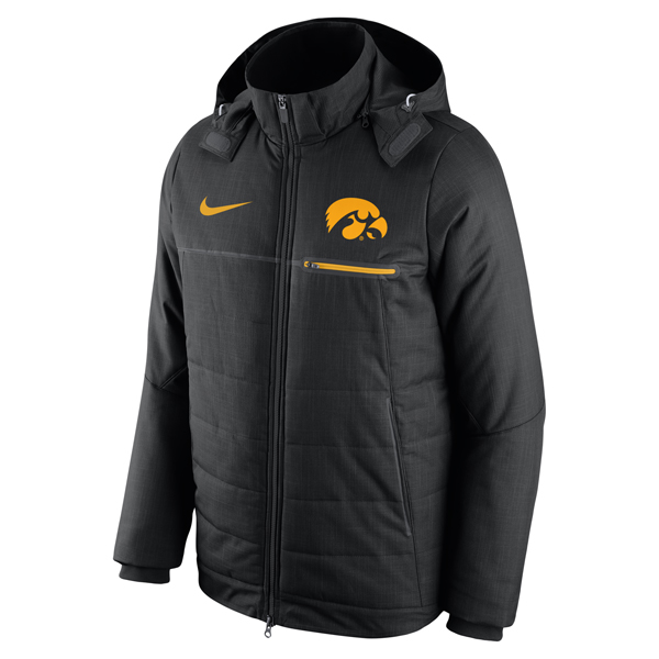 Iowa Hawkeyes Sideline Jacket