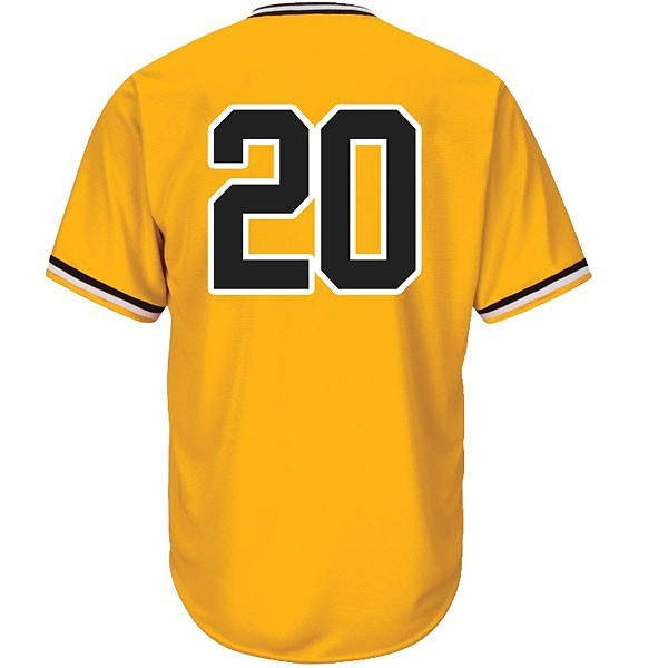 Iowa Hawkeyes Baseball Customized Cool Base Replica Jersey