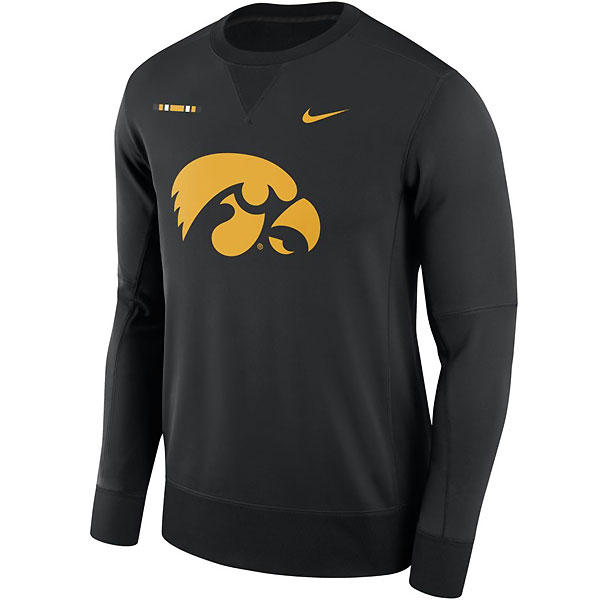 Iowa Hawkeyes Therma Crew Sweat