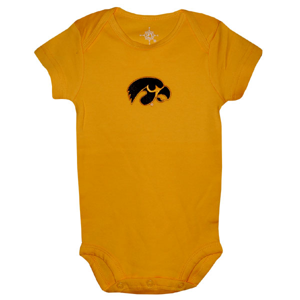 Iowa Hawkeyes Infant Bodysuit