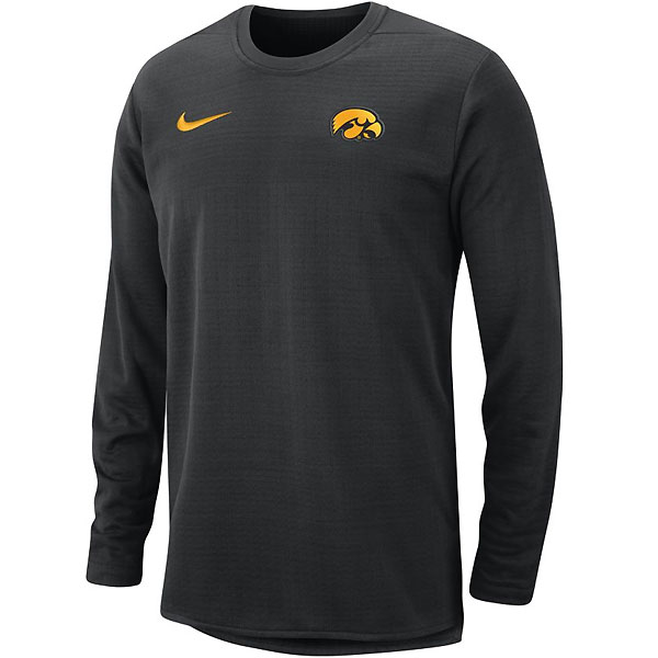 Iowa Hawkeyes Modern Crew Top
