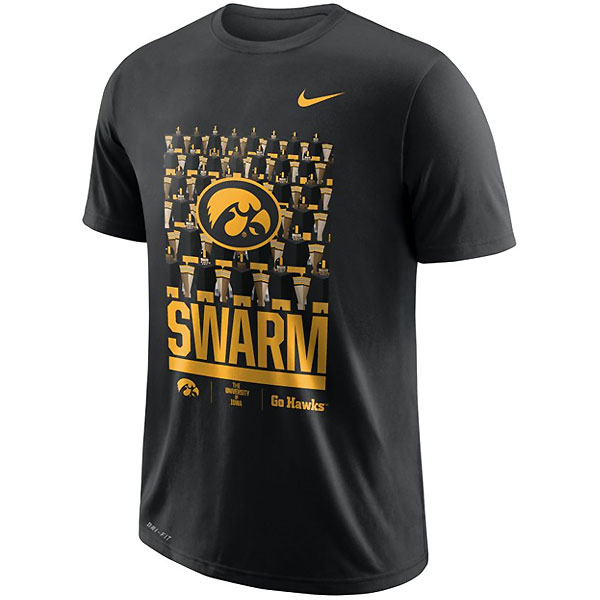 Iowa Hawkeyes Local Tee
