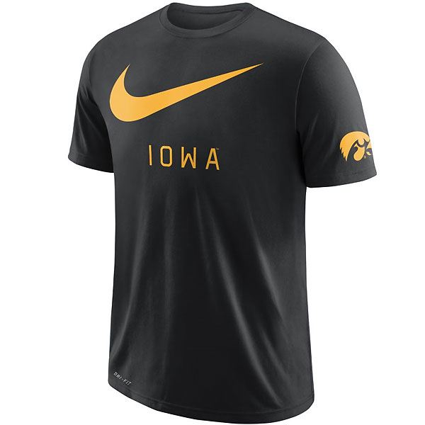 Iowa Hawkeyes DNA Tee