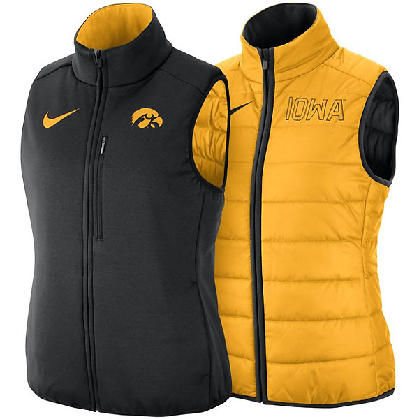 Iowa Hawkeyes Women's Shield Vest