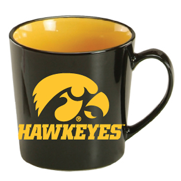 Iowa Hawkeyes Nicholas Fashion Mug