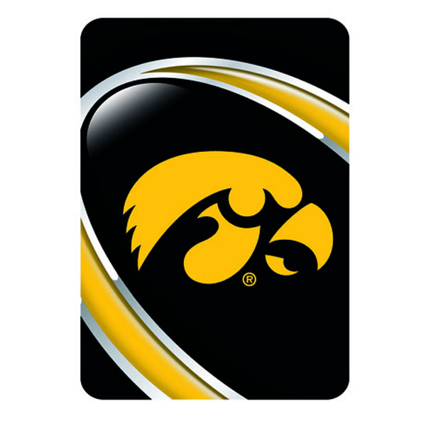 Iowa Hawkeyes Playing Cards