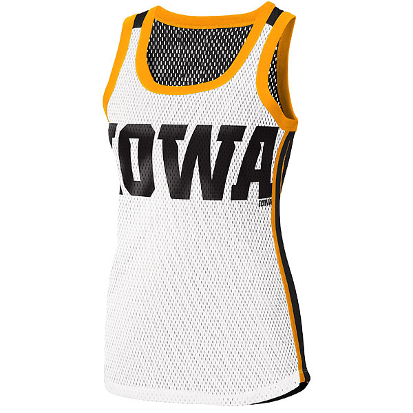 Iowa Hawkeyes Women's Touchback Tank