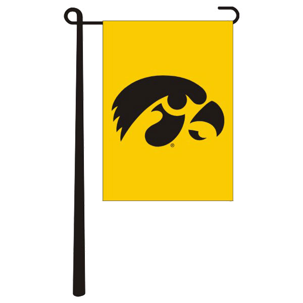 Iowa Hawkeyes Gold Flag