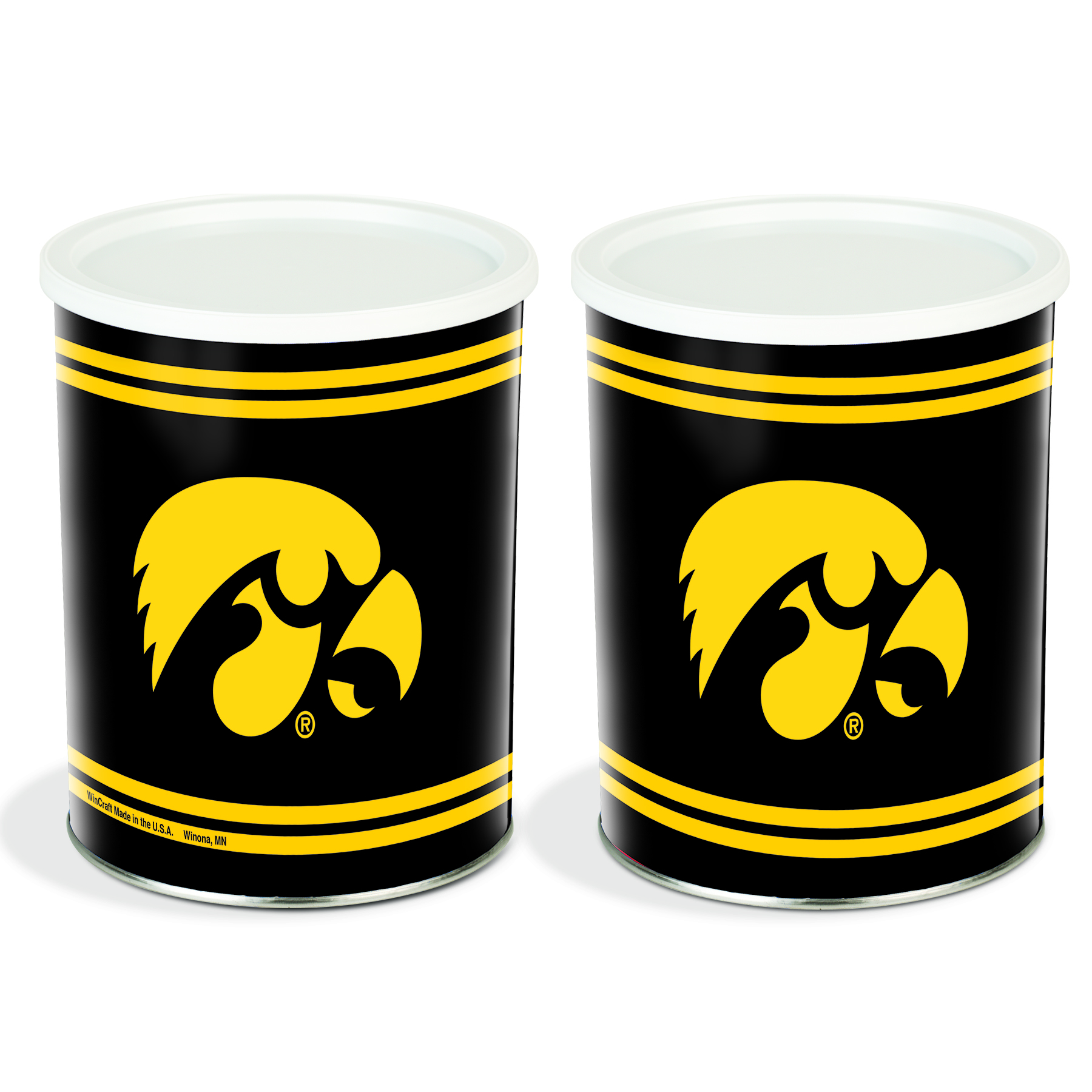 Iowa Hawkeyes Gift Tin