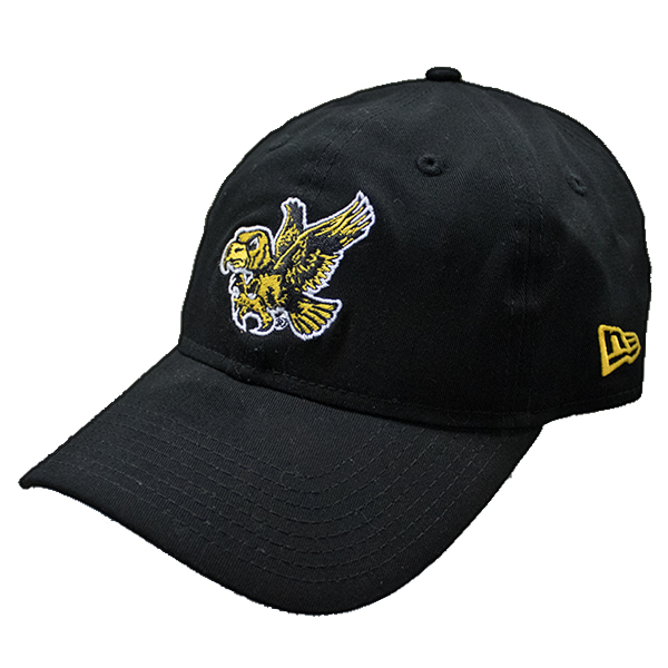 Iowa Hawkeyes Vintage Flying Herky Adjustable Hat