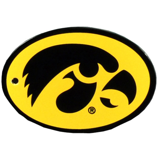 Iowa Hawkeyes Oval Magnet