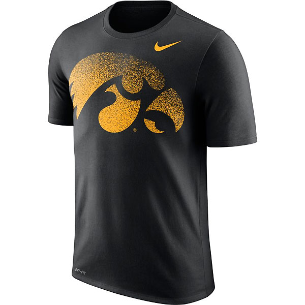 Iowa Hawkeyes Legends Fade Tee