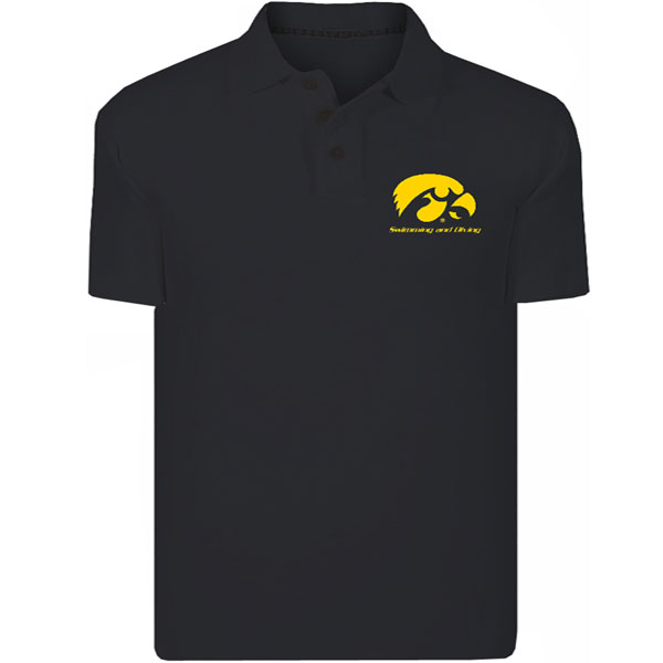 Iowa Hawkeyes Swimming and Diving Polo