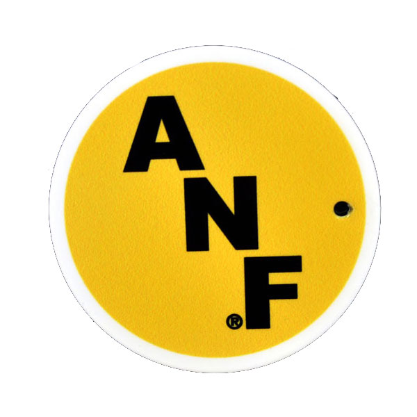 Iowa Hawkeyes ANF Circle Magnet