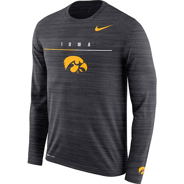 Iowa Hawkeyes Legend Travel Tee