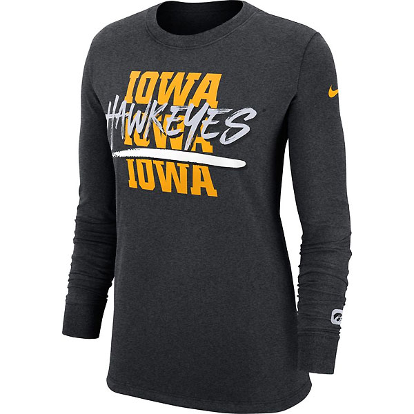 Iowa Hawkeyes Women's Wordmark Tee