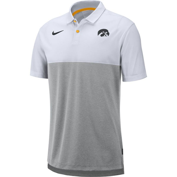 Iowa Hawkeyes Breathe Polo