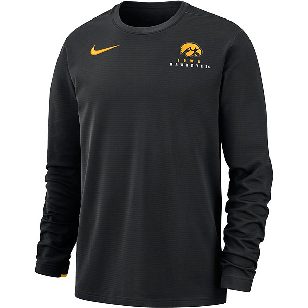 Iowa Hawkeyes Dry Crew Top