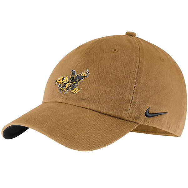 Iowa Hawkeyes H86 Washed Wheat Cap