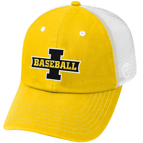 Iowa Hawkeyes Backroad Cap