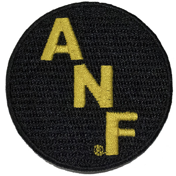 Iowa Hawkeyes ANF Black Patch