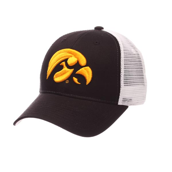 Iowa Hawkeyes Big Rig Adjustable Hat