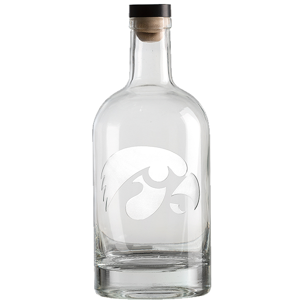 Iowa Hawkeyes Bottle