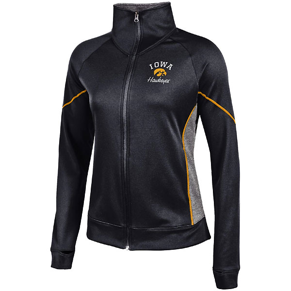 Iowa Hawkeyes Womens Unlimited Fleece