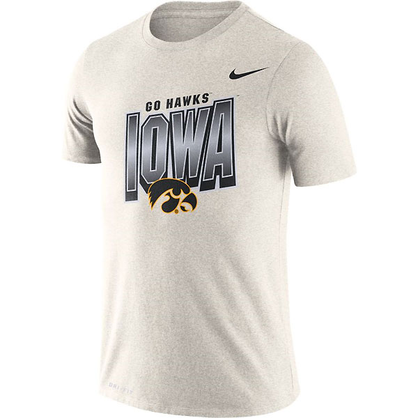 Iowa Hawkeyes Local Birch Tee