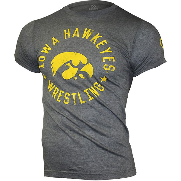 Iowa Hawkeyes Circle Tee