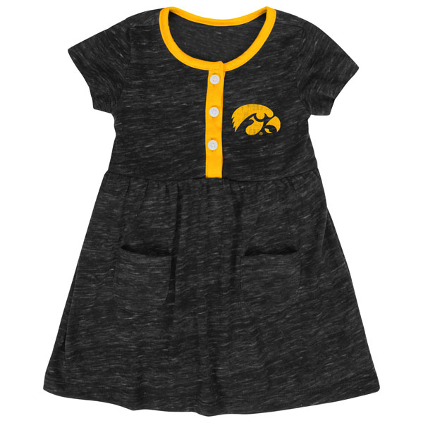 Iowa Hawkeyes Infant Triple Jump Dress