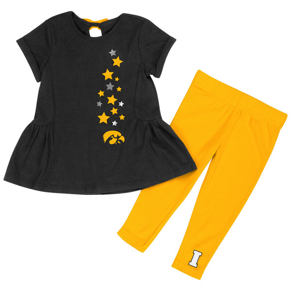 Iowa Hawkeyes Infant Shot-Put Set
