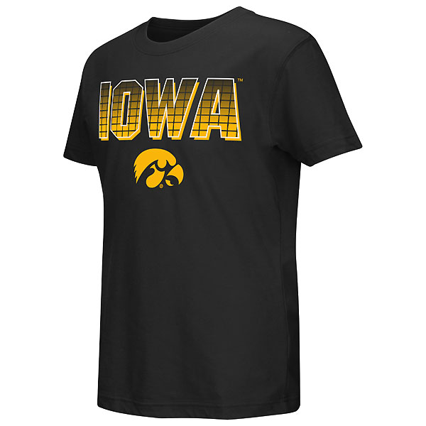 Iowa Hawkeyes Youth Gack Tee