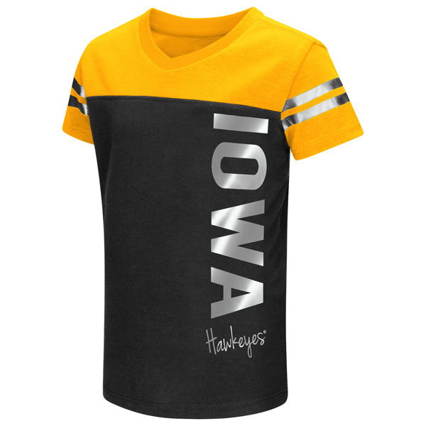 Iowa Hawkeyes Toddler Cricket Tee